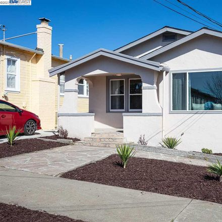 Rent this 3 bed house on 5418 Normandie Avenue in Oakland, CA 94619
