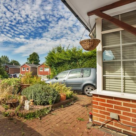 Rent this 1 bed room on Parkland Drive in Luton LU1 3SU, United Kingdom