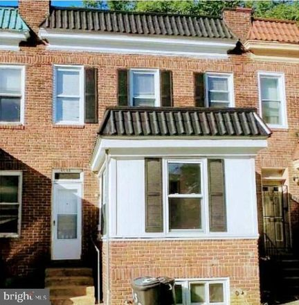 Rent this 3 bed apartment on 3534 Overview Road in Baltimore, MD 21215