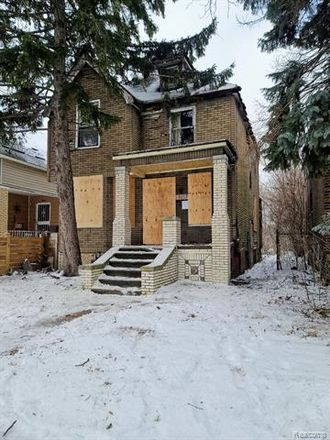 Rent this 3 bed house on East Kirby Street in Detroit, MI 48211