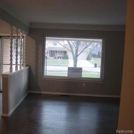 Rent this 3 bed house on 37248 Vargo Street in Livonia, MI 48152