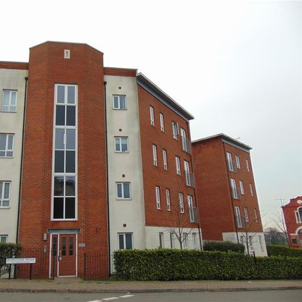 Rent this 1 bed apartment on Rockingham Court Ironstone Walk in Burslem ST6 4AA, United Kingdom