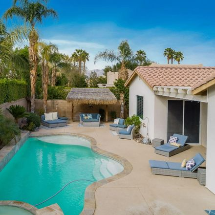Rent this 4 bed house on 71 Tempe Trail in Palm Desert, CA 92211