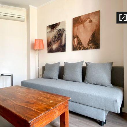 Rent this 1 bed apartment on Gustonuovo in Avinguda del Regne de València, 46005 Valencia