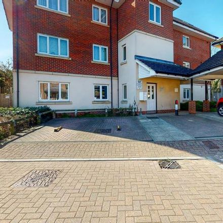 Rent this 1 bed apartment on 3-16 Quilters Place in London SE9 2BF, United Kingdom