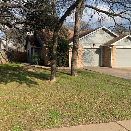 Rent this 2 bed duplex on 2612 Garrettson Dr in Austin, TX 78748