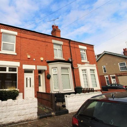 Rent this 2 bed house on Holmfield Road in Coventry CV2 4DD, United Kingdom