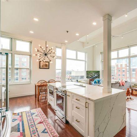 Rent this 2 bed loft on 1500 Washington Street in Hoboken, NJ 07030