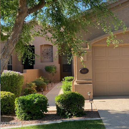 Rent this 2 bed townhouse on 9619 East Rocky Lake Drive in Sun Lakes, AZ 85248