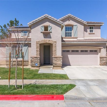 Rent this 5 bed house on 1640 Red Clover Lane in Hemet, CA 92545