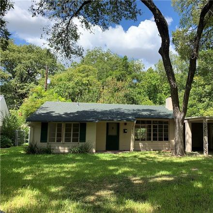 Rent this 2 bed house on 4210 Wilshire Parkway in Austin, TX 78722