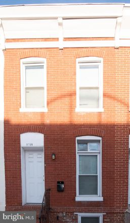 Rent this 2 bed townhouse on 1118 Washington Boulevard in Baltimore, MD 21230