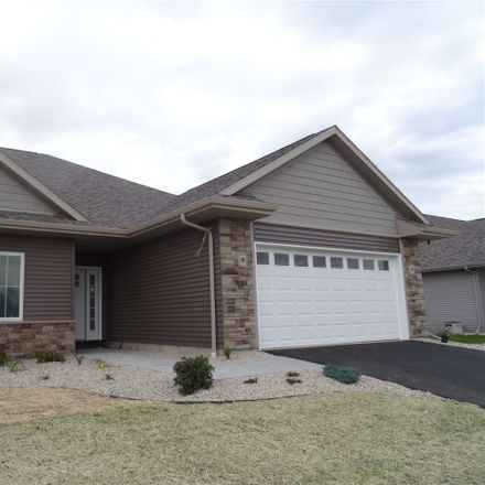Rent this 2 bed duplex on Bartells Drive in City of Beloit, WI 53511