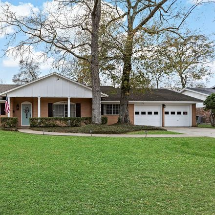 Rent this 4 bed house on 1925 Chevy Chase Lane in Beaumont, TX 77706