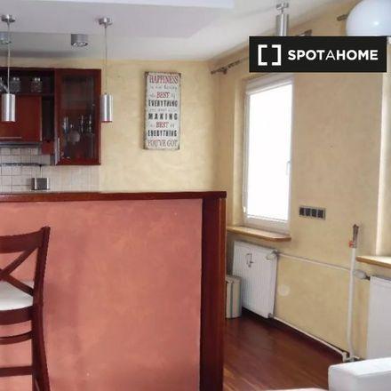 Rent this 1 bed apartment on Aleja Górnośląska in 40-028 Katowice, Poland