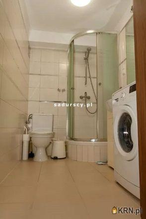 Rent this 1 bed apartment on Ludwika Idzikowskiego 24c in 31-519 Krakow, Poland