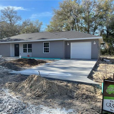 Rent this 3 bed house on 19157 Saint Lawrence Drive in Dunnellon, FL 34432