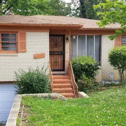 Rent this 3 bed house on 752 71st Street in Birmingham, AL 35206