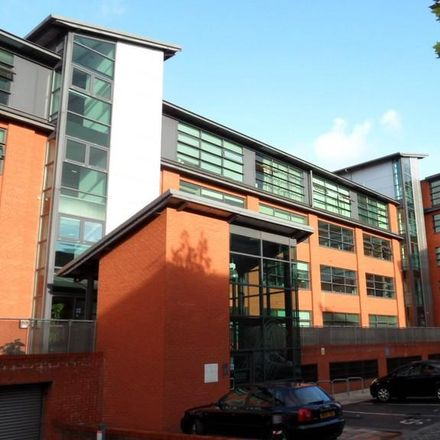 Rent this 1 bed apartment on MM2 in Great Ancoats Street, Manchester M4 5BT