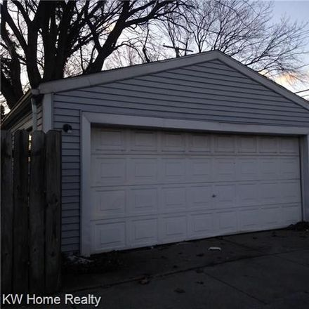 Rent this 3 bed house on 20947 Hollywood Street in Harper Woods, MI 48225
