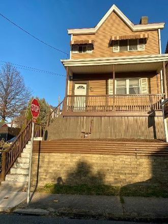 Rent this 3 bed house on 107 Bigelow Street in Pittsburgh, PA 15207