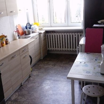 Rent this 1 bed room on aleja Hallera 27 in Wrocław, Poland