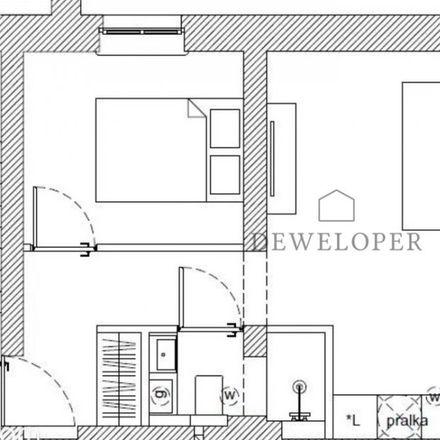 Rent this 2 bed apartment on Bolina in Zamkowa, 40-413 Katowice