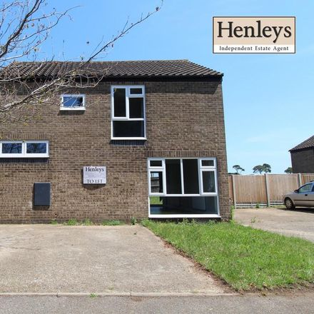 Rent this 4 bed house on Eriswell Drive in West Suffolk IP27 9AQ, United Kingdom