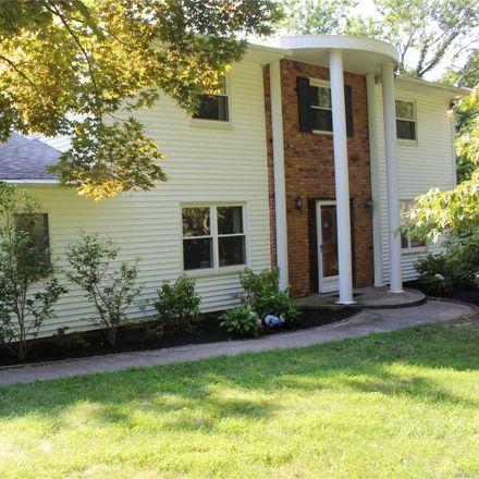 Rent this 4 bed apartment on 6 Bevy Hollow in Setauket-East Setauket, NY 11733