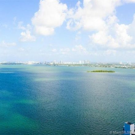 Rent this 4 bed condo on 650 Northeast 32nd Street in Miami, FL 33137