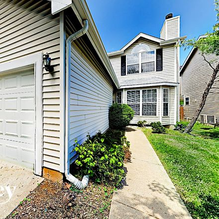 Rent this 3 bed apartment on 2061 Victorian Village Drive in Spanish Lake, MO 63138