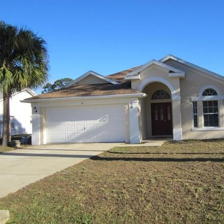 Rent this 3 bed apartment on 39 Fairhill Lane in Palm Coast, FL 32137