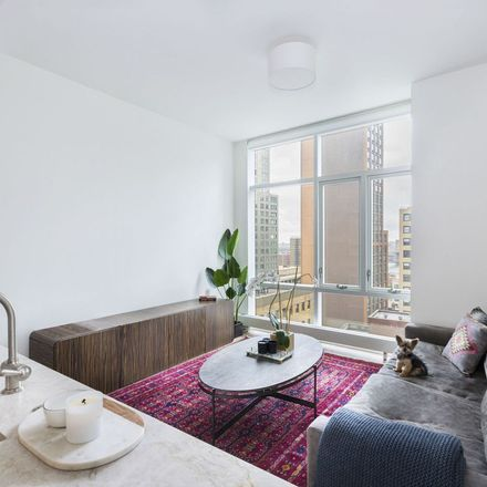 Rent this 1 bed condo on 5 Beekman Street in New York, NY 10000