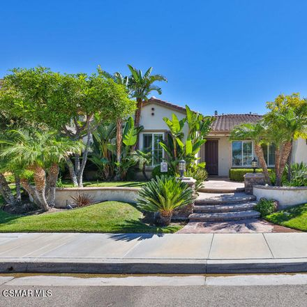 Rent this 4 bed house on 3406 Crosspointe Court in Castlewood at Big Sky, Simi Valley