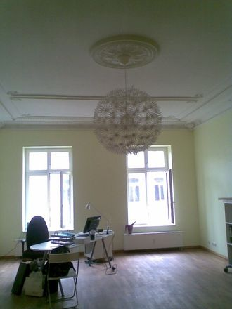 Rent this 1 bed apartment on Konsum in Jahnallee 10-12, 04109 Leipzig