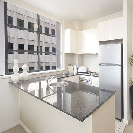 Rent this 2 bed apartment on 404/26 Napier Street