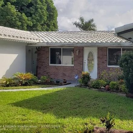 Rent this 3 bed house on 600 Northwest 22nd Court in Wilton Manors, FL 33311