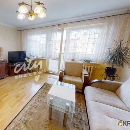 Rent this 3 bed apartment on Niedźwiedzia in 70-794 Szczecin, Poland