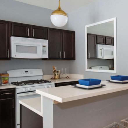 Rent this 1 bed apartment on 25 Senate Pl in Jersey City, NJ 07306