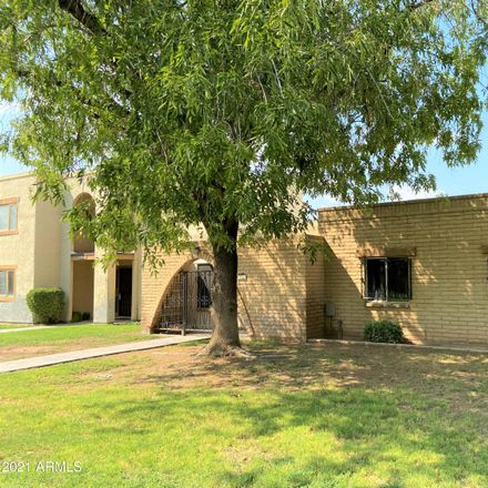 Rent this 4 bed townhouse on 2110 East Dunbar Drive in Tempe, AZ 85282