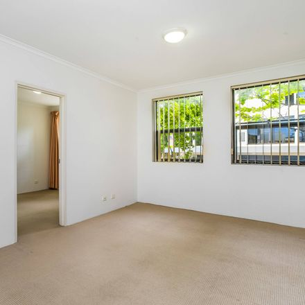 Rent this 1 bed apartment on 14/78 Alexander Street