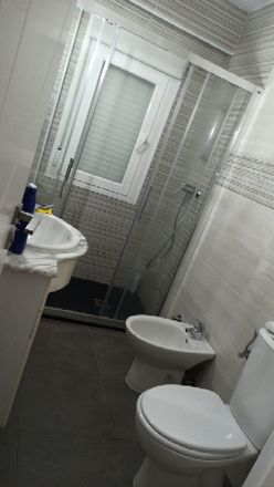 Rent this 1 bed room on Calle Rafael Finat in 28001 Madrid, Spain