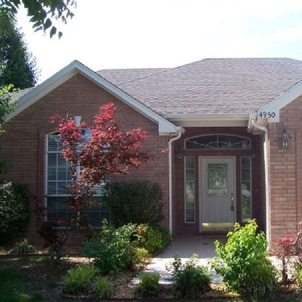Rent this 4 bed house on White Tail Way in Springdale, AR