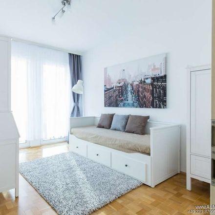 Rent this 3 bed apartment on Cologne in Mülheim, NORTH RHINE-WESTPHALIA