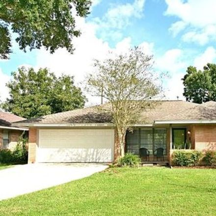 Rent this 3 bed apartment on 4032 Nenana Drive in Houston, TX 77025