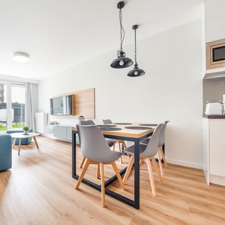 Rent this 1 bed apartment on Powstańców Wielkopolskich 5 in 80-457 Gdańsk, Polska