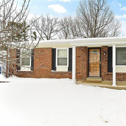 Rent this 3 bed loft on 12063 Renaissance Drive in Maryland Heights, MO 63043