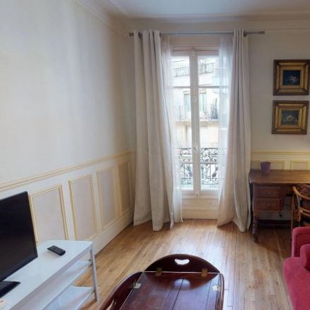 Rent this 1 bed apartment on 43 Rue Olivier de Serres in 75015 Paris, France
