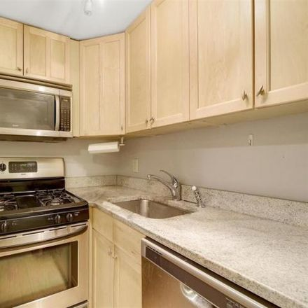 Rent this 1 bed condo on Christopher Columbus Drive at Barrow Street in Christopher Columbus Drive, Jersey City