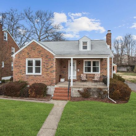 Rent this 3 bed house on 7206 Willowdale Avenue in Overlea, MD 21206